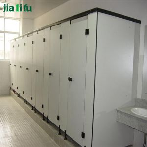 Jialifu Waterproof HPL Bathroom Cubicle System pictures & photos