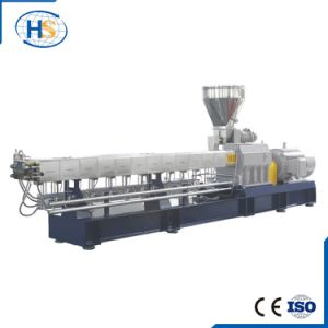 Nanjing Haisi Double Screw Extruder Machine/Equipment in Plastic Machine pictures & photos
