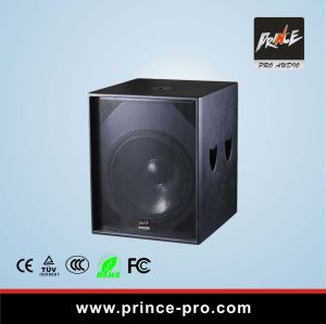 Passive Subwoofer Pr-718 Speaker Amplifier PRO Audio pictures & photos
