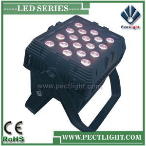 Outdoor 18*8W LED Waterproof Wall Washer Stage Lighting Equipment pictures & photos