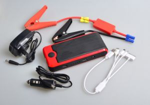 Hot Sale Portable 12000mAh Classic 12V Engine Jump Starter (JS-K18) pictures & photos