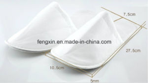 Lightweight Disposable Hotel Nonwoven Slipper pictures & photos