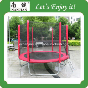 10ft Walmart Used Trampolines for Sale with Safe pictures & photos