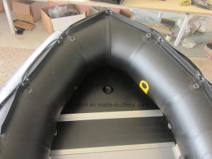 Hypalon Aluminum Floor Inflatable Boat RYK-430 pictures & photos