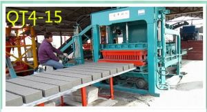China Medium Capacity Hydraulic Automatic Brick Block Making Machine pictures & photos