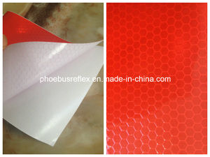 Reflective Printing Sheeting/Film (Red) (FBS-R7200-R) pictures & photos