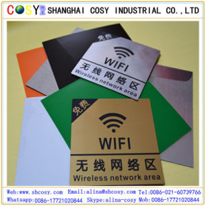 Laser Engraving Plastic ABS Double Color Sheet pictures & photos