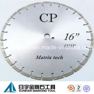 European Quality Concrete Diamond Saw Blade pictures & photos