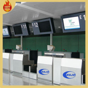 China Wholesale Custom Airport Ticket Information Service Counter pictures & photos