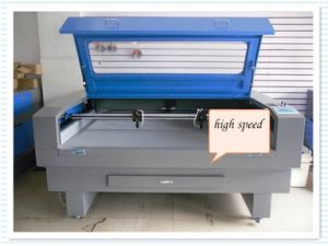 Laser Cutting Machine for Electronic and Electric Trade pictures & photos