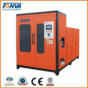 Small Bottle Extrustion Blow Molding Machine (TVD-1L) pictures & photos