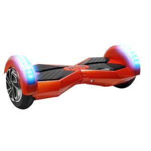 Rechargeable Lithium-Ion Battery Powered Hoverboard Motorcycle Electric Vehicle Balance Scooter