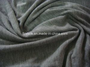 Silk Melange Jersey Fabric pictures & photos
