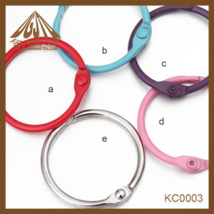 Fashion Nice Quality Colored Binder Ring Clips 25mm Wholesale pictures & photos
