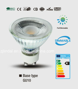 Dimmable LED Bulb GU10-Bl pictures & photos