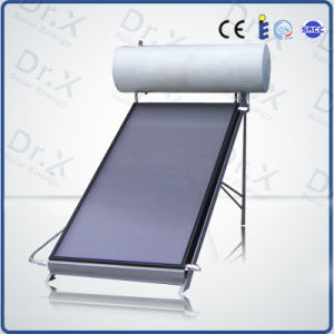 Tempered Glass Flat Panel Solar Water Heaters pictures & photos