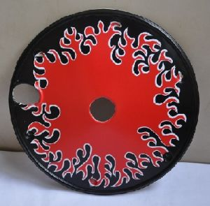 Plastic Bike Wheel Cover 20 Inch
