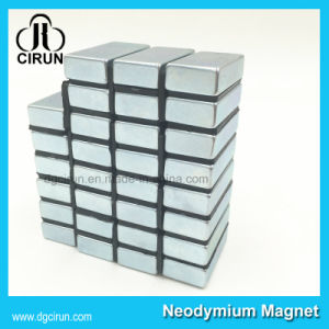N35-N52 Strong Block Bar Rare Earth Magnet China Manufacturer pictures & photos