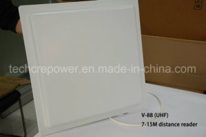 Long Range UHF Outdoor RFID Card Reader for Access Control pictures & photos