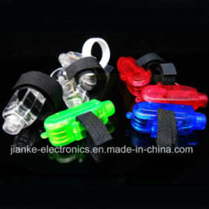 Mini Flashing Laser Finger Beam with Logo Print (4012) pictures & photos