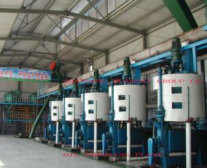 2tpd 3tpd 5tpd 6tpd Oil Refinery Machine pictures & photos
