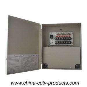 12VDC Premium CCTV Power Distribution Unit with 18 Cannels (12VDC10A18PN) pictures & photos