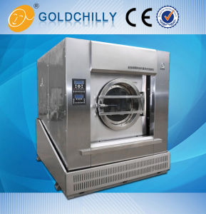 Full Auto Heavy Duty Tilting Washer Extractor Tilt Washing Machine pictures & photos