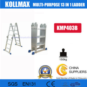 Multi-Purpose Ladder 4X3 (strong hinge version) pictures & photos