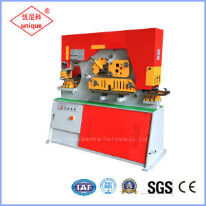 Q35y-50 Hydraulic Ironworker with ISO Certificate
