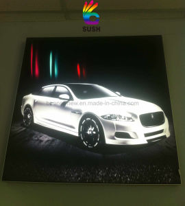 Embedded Strip, Fabric Flexible Film Silicon Edging Light Box (SS-LB13) pictures & photos