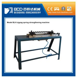 Zigzag Spring Strengthening Machine pictures & photos