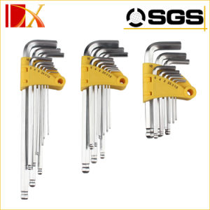 High Quality 9PCS Hex Key Wrench Set for Types of Allen Key pictures & photos