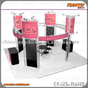 Hot Sale Modular Exhibition Truss Booth pictures & photos