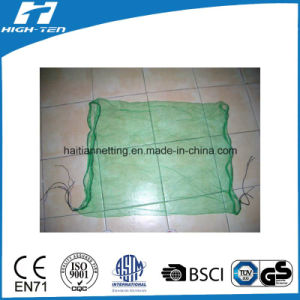 Green Color Raschel Type Mesh Bag pictures & photos