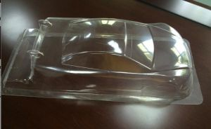 Plastic Clamshell Blister Packaging for Toy Car pictures & photos