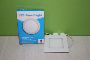 Dimmable Commercial Super Thin LED Panel Light with Ce/RoHS pictures & photos