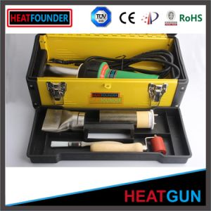 Plastic Welding Gun for Tent Welding, Tarpaulin, Canvas, Banner Usage pictures & photos