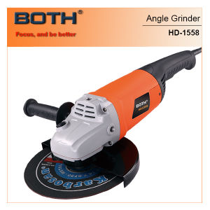 2450W 180mm Large Power Angle Grinder (HD1558) pictures & photos