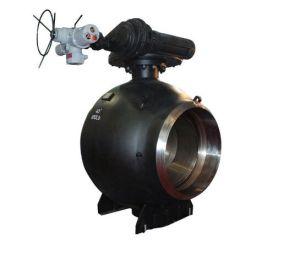 ANSI API Pipeline Ball Valve pictures & photos