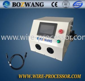 Semi-Automatic Nuts Tightening Machine for PV Wire Connector (Benchtop) pictures & photos