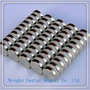Permanent Neodymium Disc Magnet pictures & photos