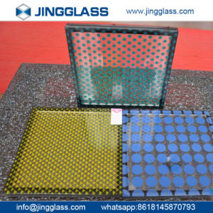 Custom Building Safety Tinted Glass Colored Glass Digital Printing Glass Low Price pictures & photos