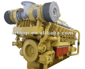China Jichai 700HP Engine for Marine with Gearbox pictures & photos