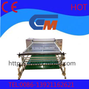 Fabric Heat Transfer Press Machine with Ce Certificate pictures & photos