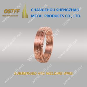 China Manufacturing Aws Em12k Em12 H08mna Submerged Arc Welding Wire
