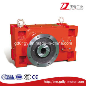 Zlyj500 Series Single Screw Gearbox with Ratio 16/20 for Plastic Extruder pictures & photos