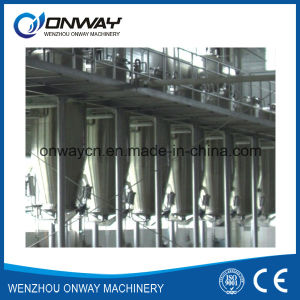 Tq High Efficient Factory Price Energy Saving Factory Price Solvent Herbal Extraction Machine Industry Percolation Filter pictures & photos