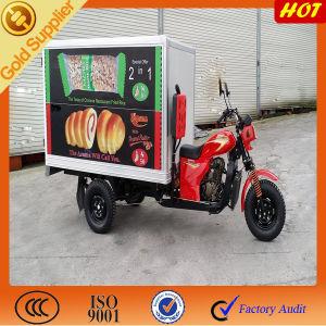 Popular Food Enclosec Cabin Box Tricycle pictures & photos