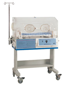 Infant Incubator with LED Phototherapy Unit for Sale pictures & photos