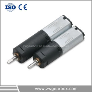 Ratio 369: 1 Standard Plastic Geared Motor for Electric Beauty Tools pictures & photos